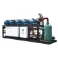HLG series M temperature screw compressor racks