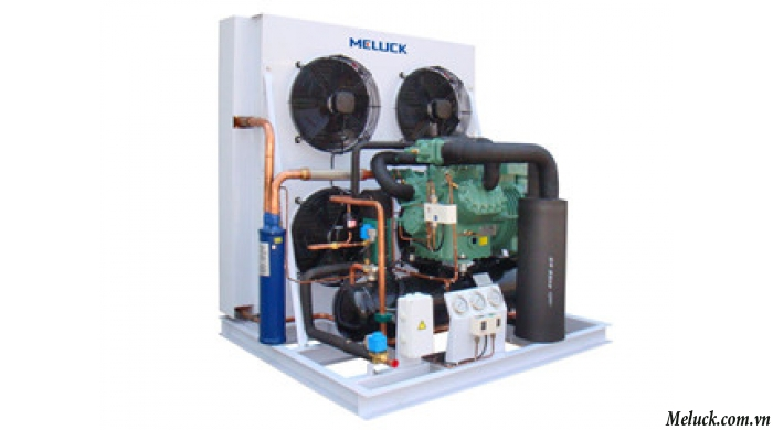 SJZ series two-stage condensing units