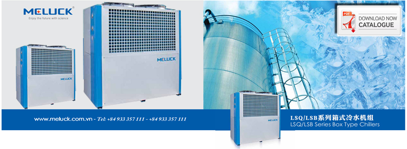 Download catalogue Meluck Box type chiller