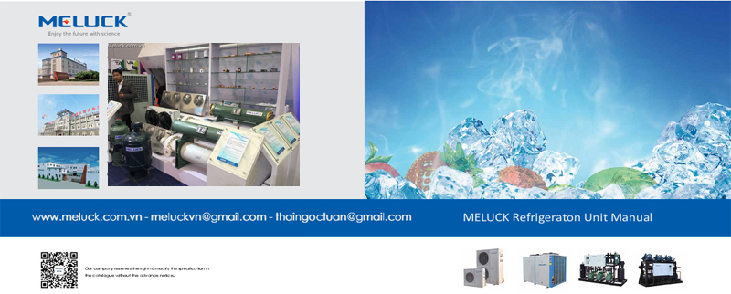 download catalogue Meluck condensing units
